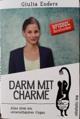 Darm mit Charme Cover